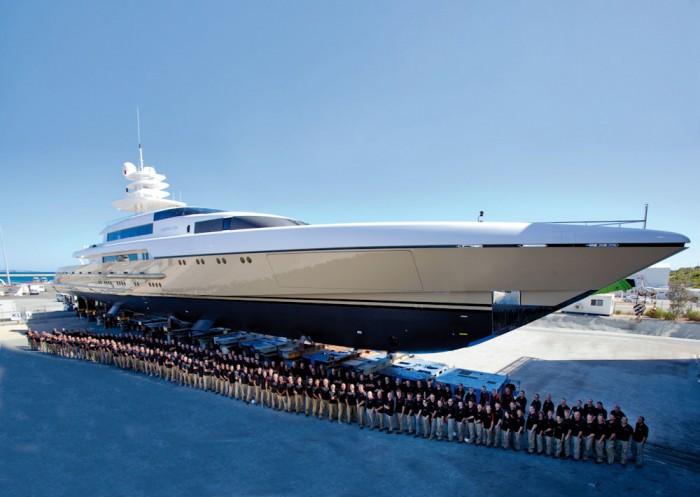 superyacht glazing