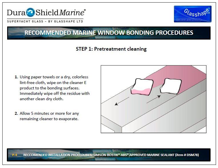 Installation Procedures p 4