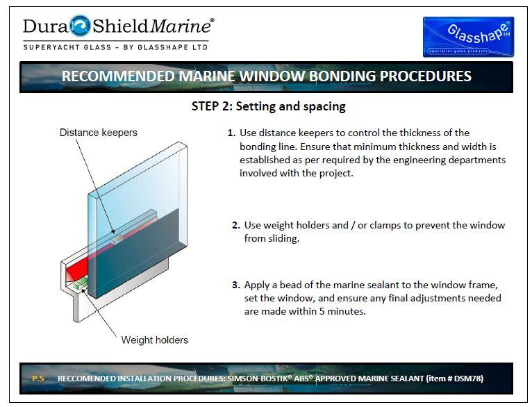 Installation Procedures p 5