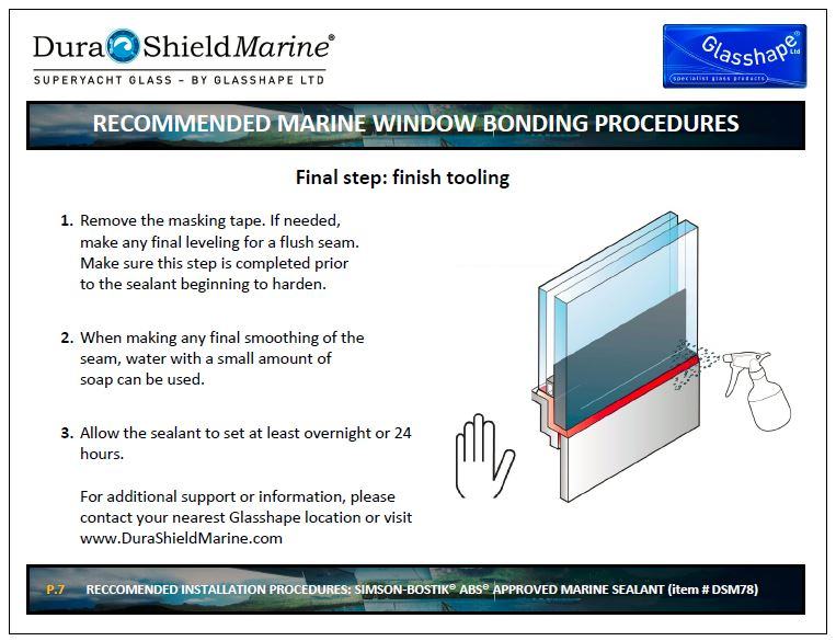 Installation Procedures p 7